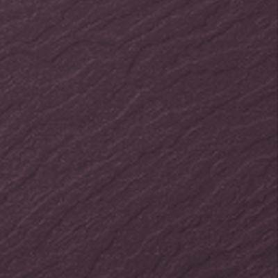 Roppe Raised Design - Slate Design Burgundy