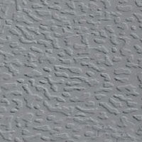 Roppe Spike/Skate Resistant Rubber Tile Dark Gray