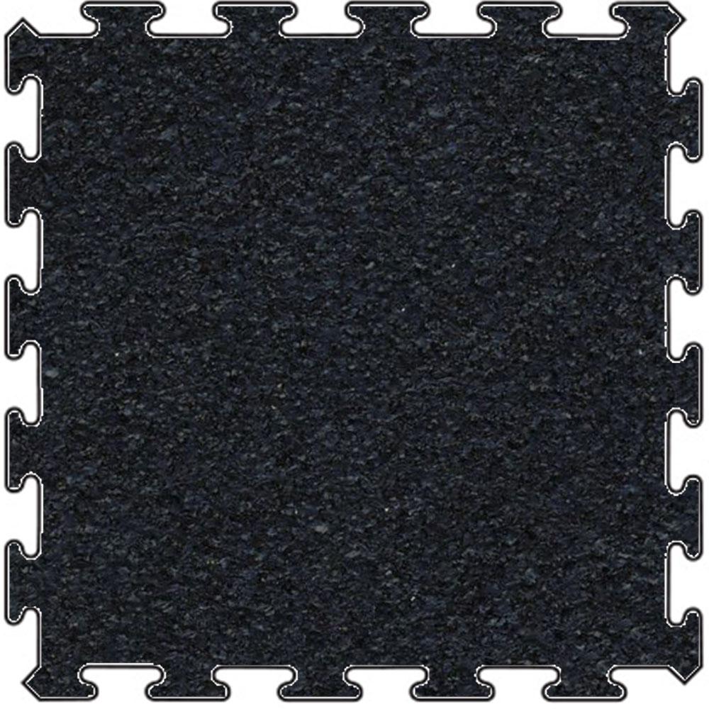 Ultimate Rb Zip Tile 9 5mm Rubber Flooring Colors