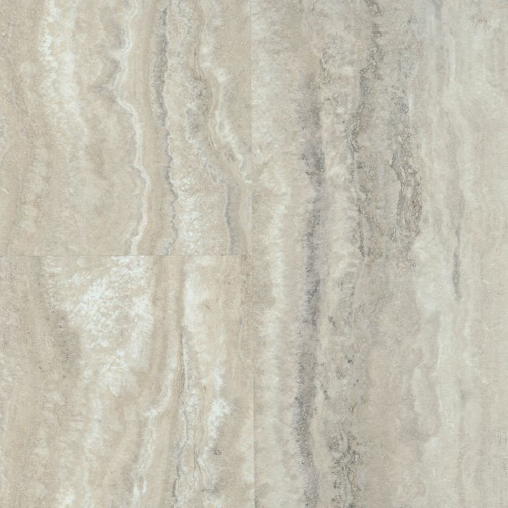 Armstrong Luxe Rigid Core Tile 12 X 24 Piazza Travertine