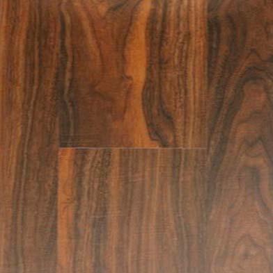 Chesapeake Flooring Casa Click Plank Handscrapped Walnut Espresso
