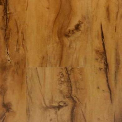 Chesapeake Flooring Casa Click Plank Spalted Maple Sunrise