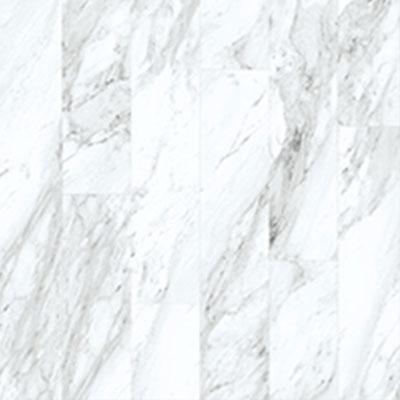 Congoleum Triversa Carrara 6 X 36 White Frost