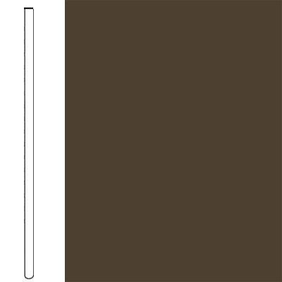 Flexco Wall Base Straight 080 4 Chocolate