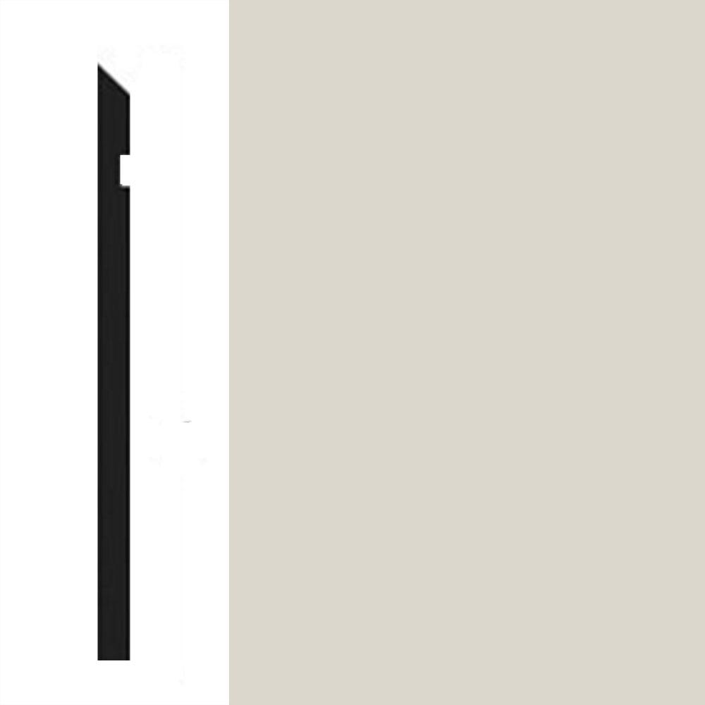 Johnsonite Millwork Reveal Wall Base 4 1 4 Rubber Flooring