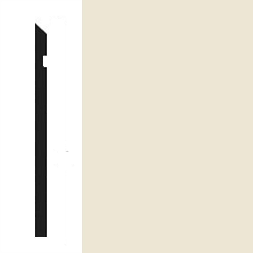 johnsonite millwork reveal wall base 4 1 4 bone white