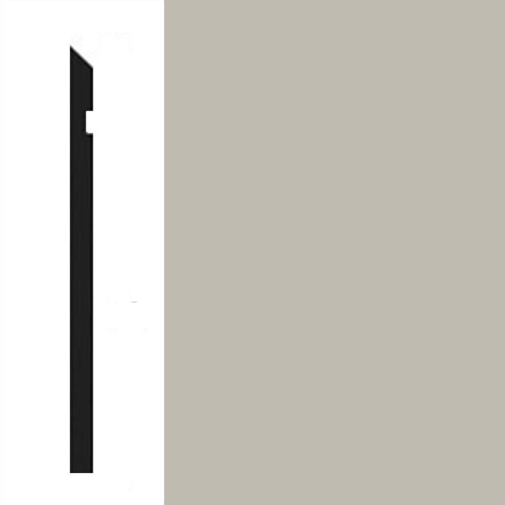 Johnsonite Millwork Reveal 4 1/4 Zephyr