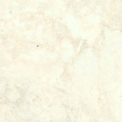 Nafco PermaStone Tumbled Marble 16 X 16 GroutFit Ivory