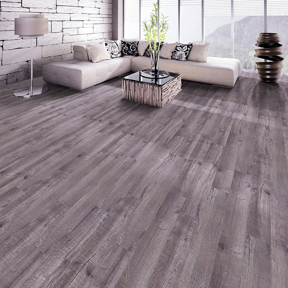 Signature Collection Carbonado Plank Amherst Silver Oak