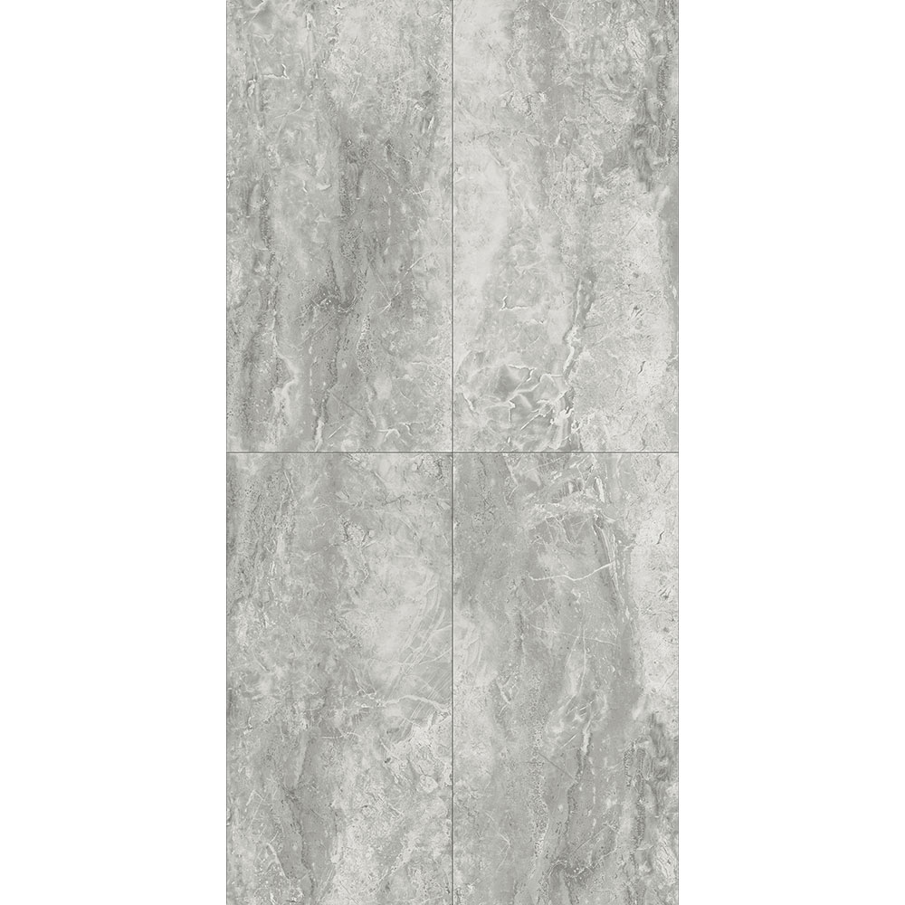 Ultra Ceramic by AmericanBiltrite Spa Marble Light Grey
