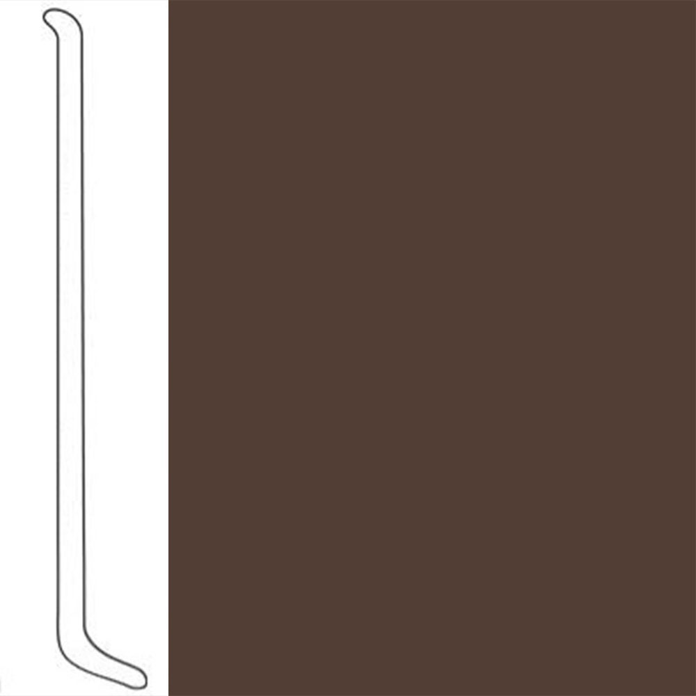 VPI Corp. Wallbase Coved 1/8 2.5-inch Cuppuccino