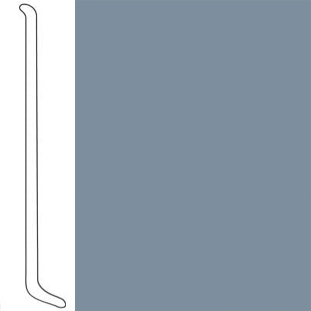 VPI Corp. Wallbase Coved 1/8 2.5-inch Patriot