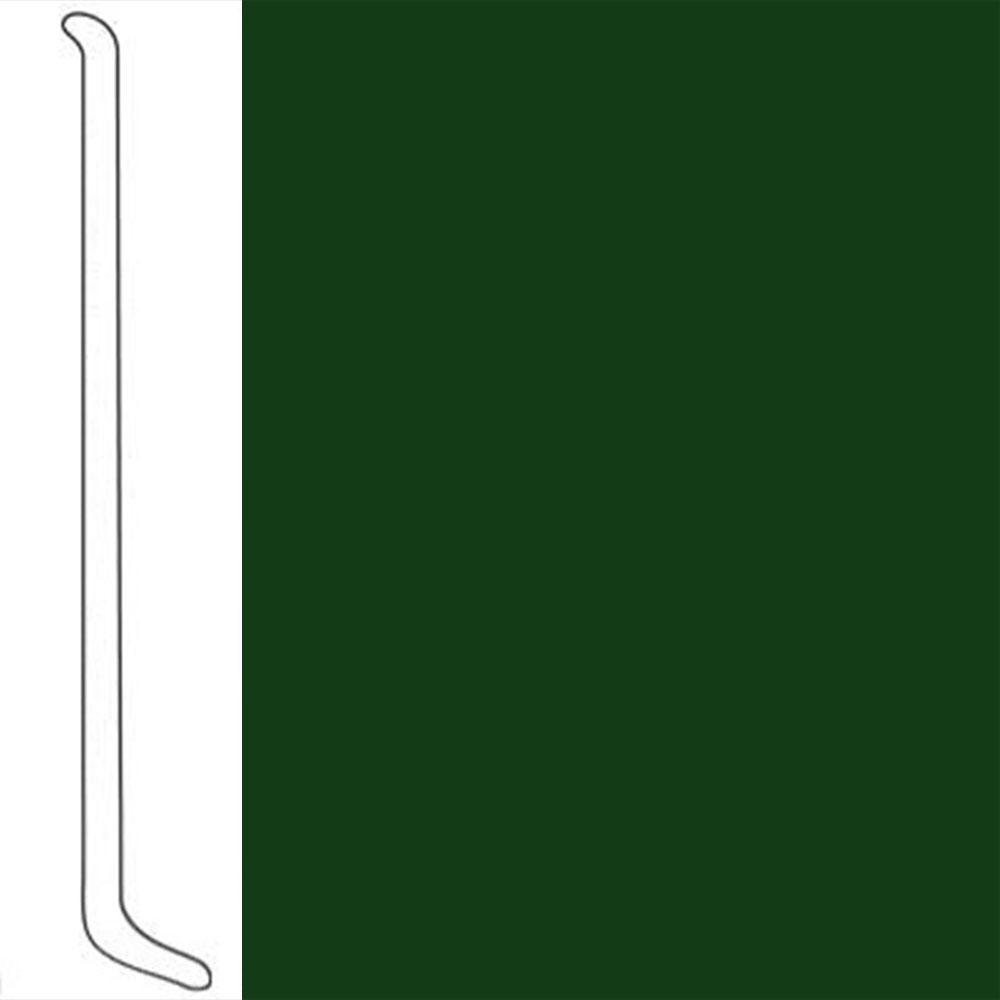 VPI Corp. Wallbase Coved 1/8 2.5-inch Pickle