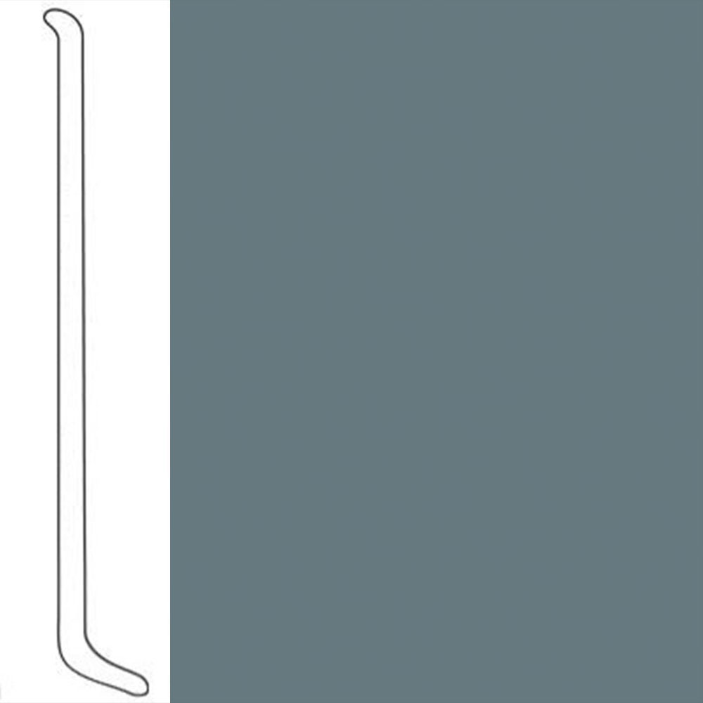 VPI Corp. Wallbase Coved 1/8 2.5-inch Storm