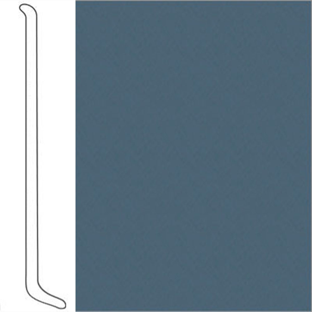 VPI Corp. Wallbase Coved 0.080 4-inch Arctic Night