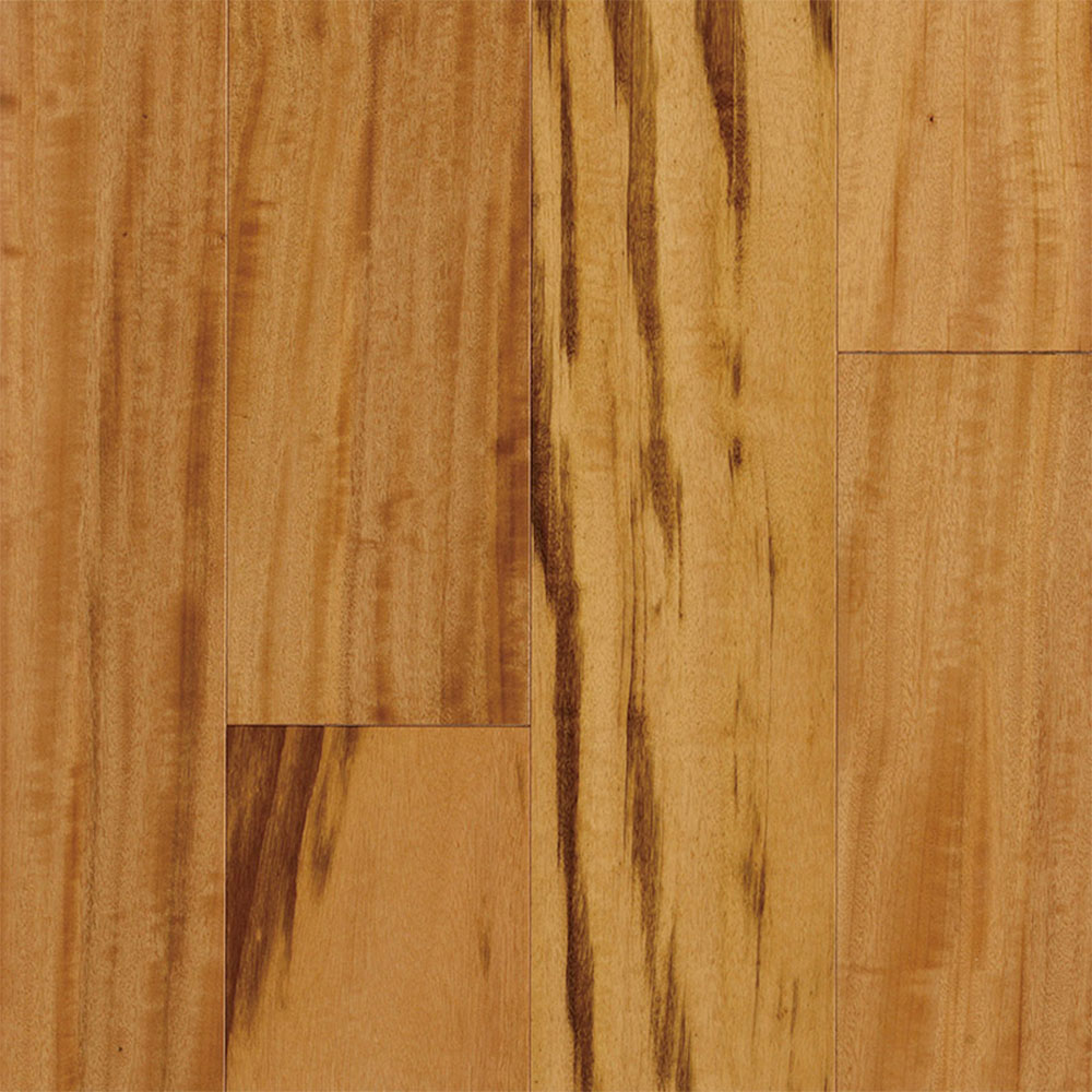 Ark Floors Elegant Exotic Engineered 4 3 4 Tigerwood Natural