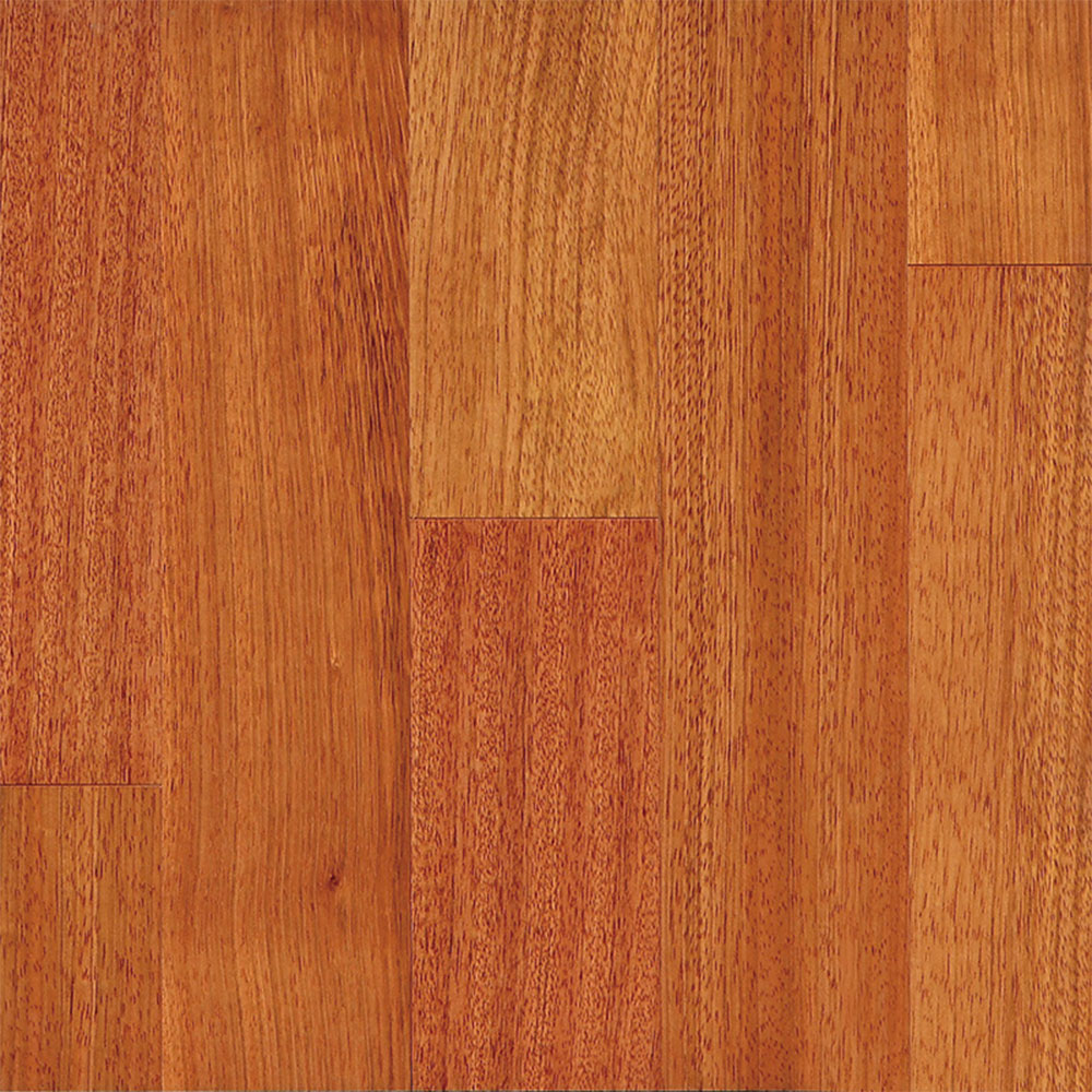 Ark Floors Elegant Exotic Solid 4 3/4 Brazilian Cherry Natural
