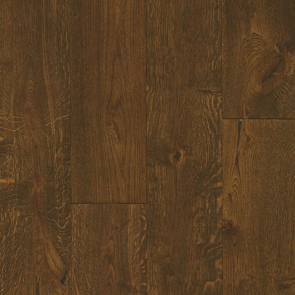 Armstrong Timberbrushed Oak Deep Etched Hampton Brown