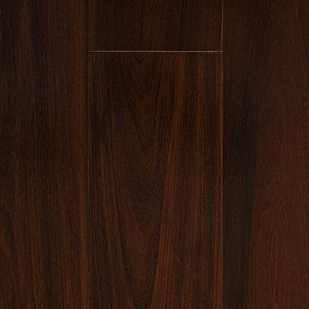 Solid Brazilian Walnut Hardwood Flooring: IndusParquet Solid Exotic 3/4 X 7 3/4 Brazilian Walnut