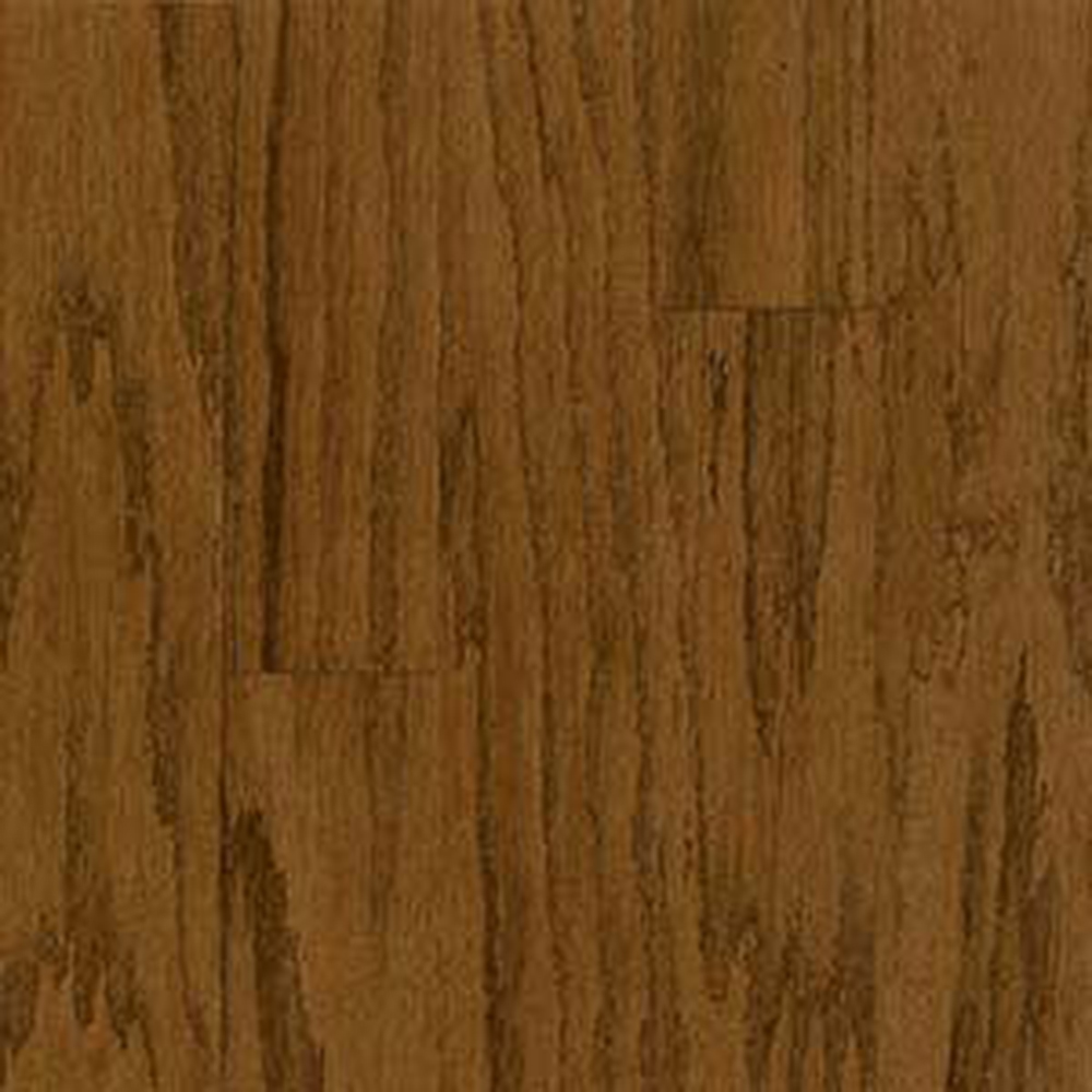 Bruce Westchester Solid Plank Oak Saddle