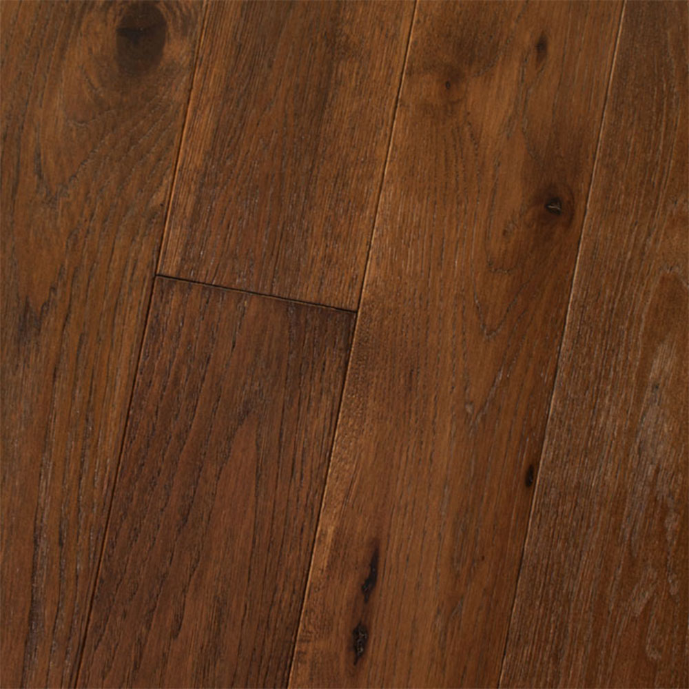 HomerWood Premium Wire Brushed 4 Hickory Jamocha