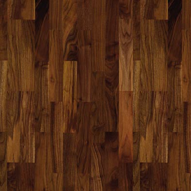 Kahrs American Naturals 3 Strip Woodloc Walnut Montreal