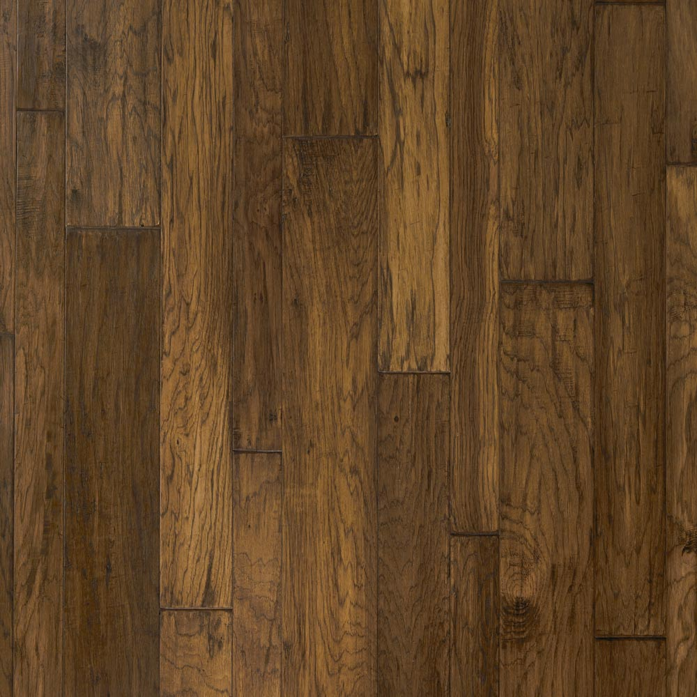 Mannington Mountain View Hickory Random Widths Bark