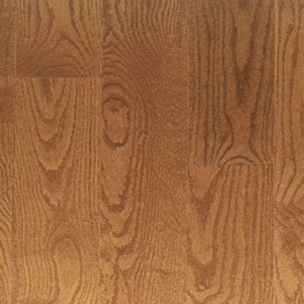 Mercier Design Plus Select and Better Solid 2 1/4 Red Oak Brushed Amaretto
