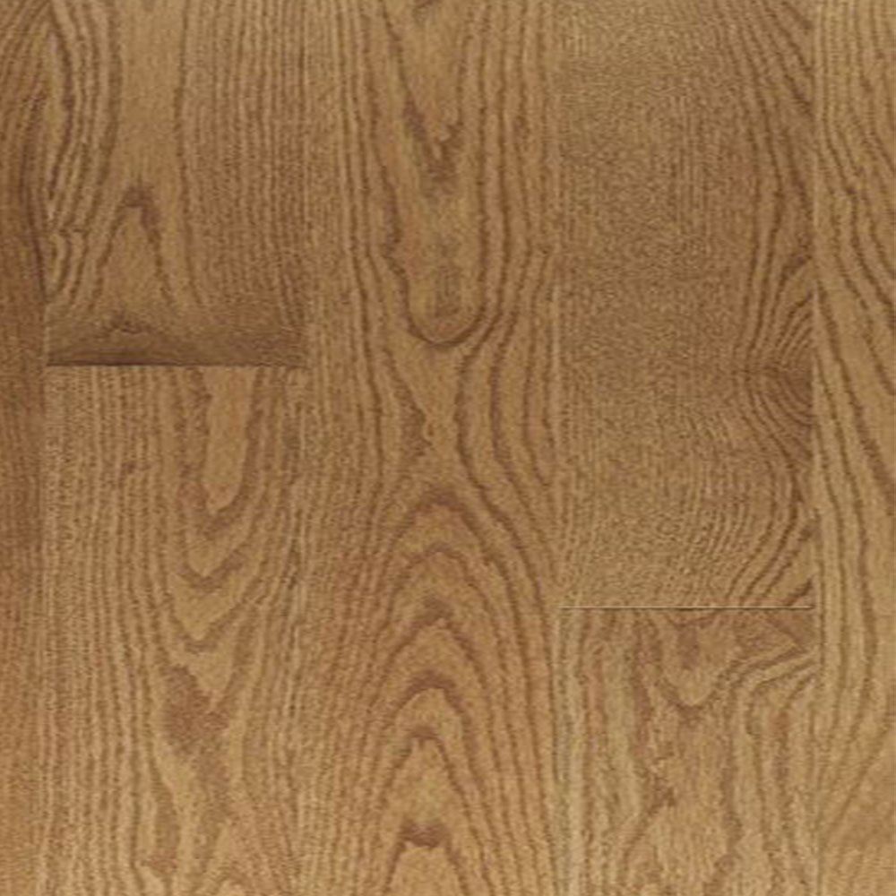 Mercier Design Plus Select and Better Solid 2 1/4 Red Oak Brushed Toast Brown