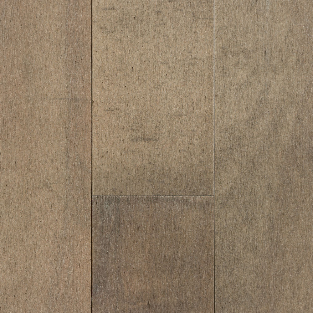 Design Plus Select and Better Solid 3 1/4 Hard Maple Stone Brown Satin