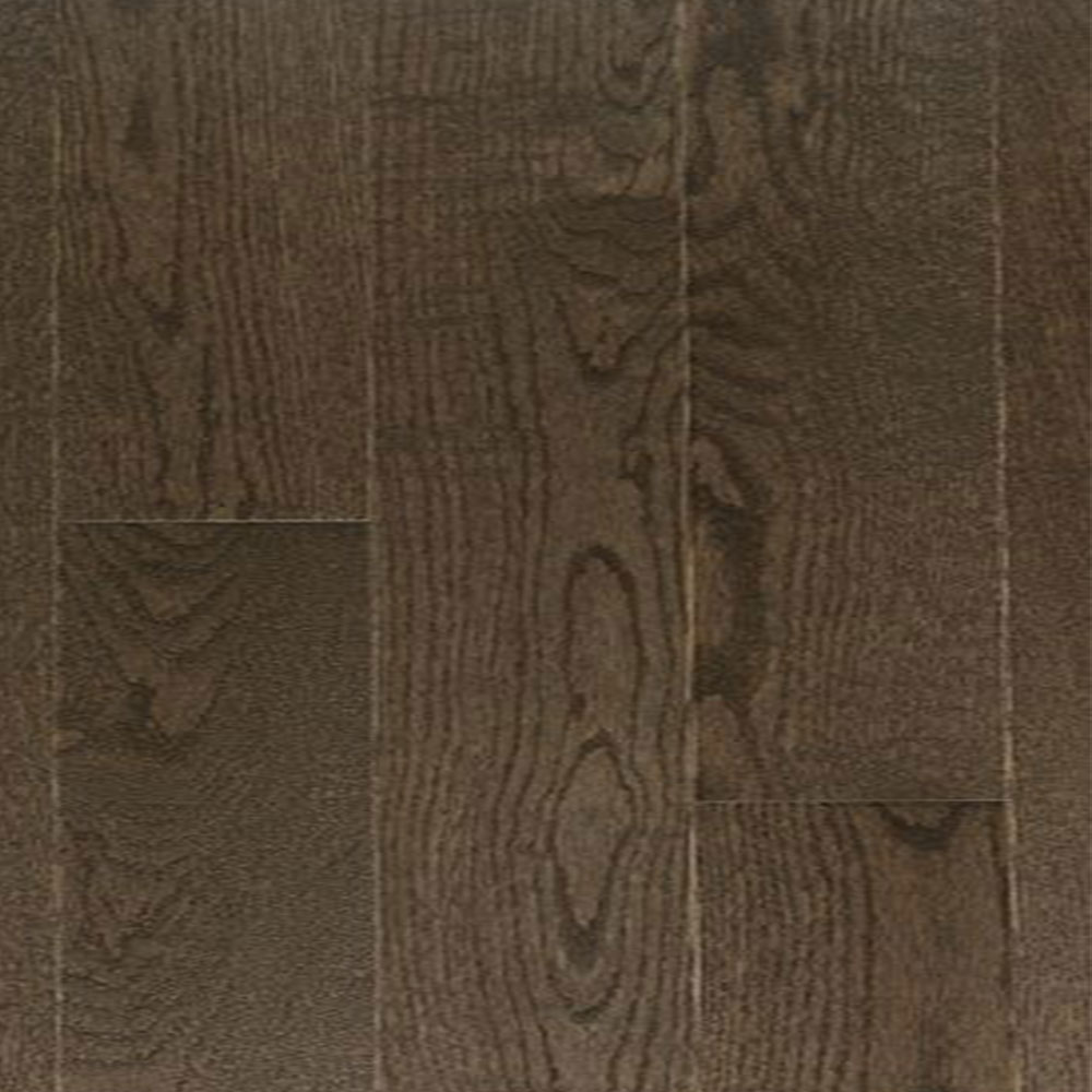 Mercier Design Plus Select and Better Solid 4 1/4 Red Oak Brushed Eclipse