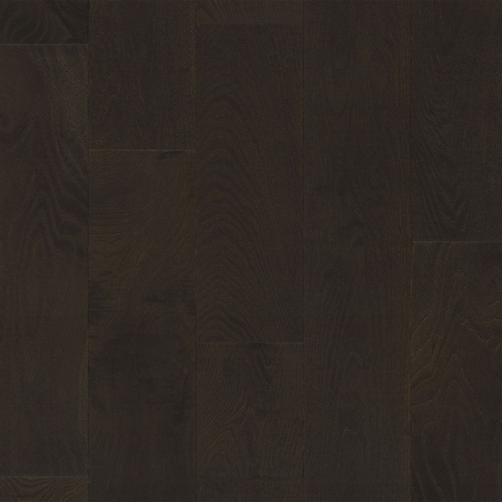 Mercier Design Plus Select and Better Solid 4 1/4 Red Oak Brushed Mystic Brown