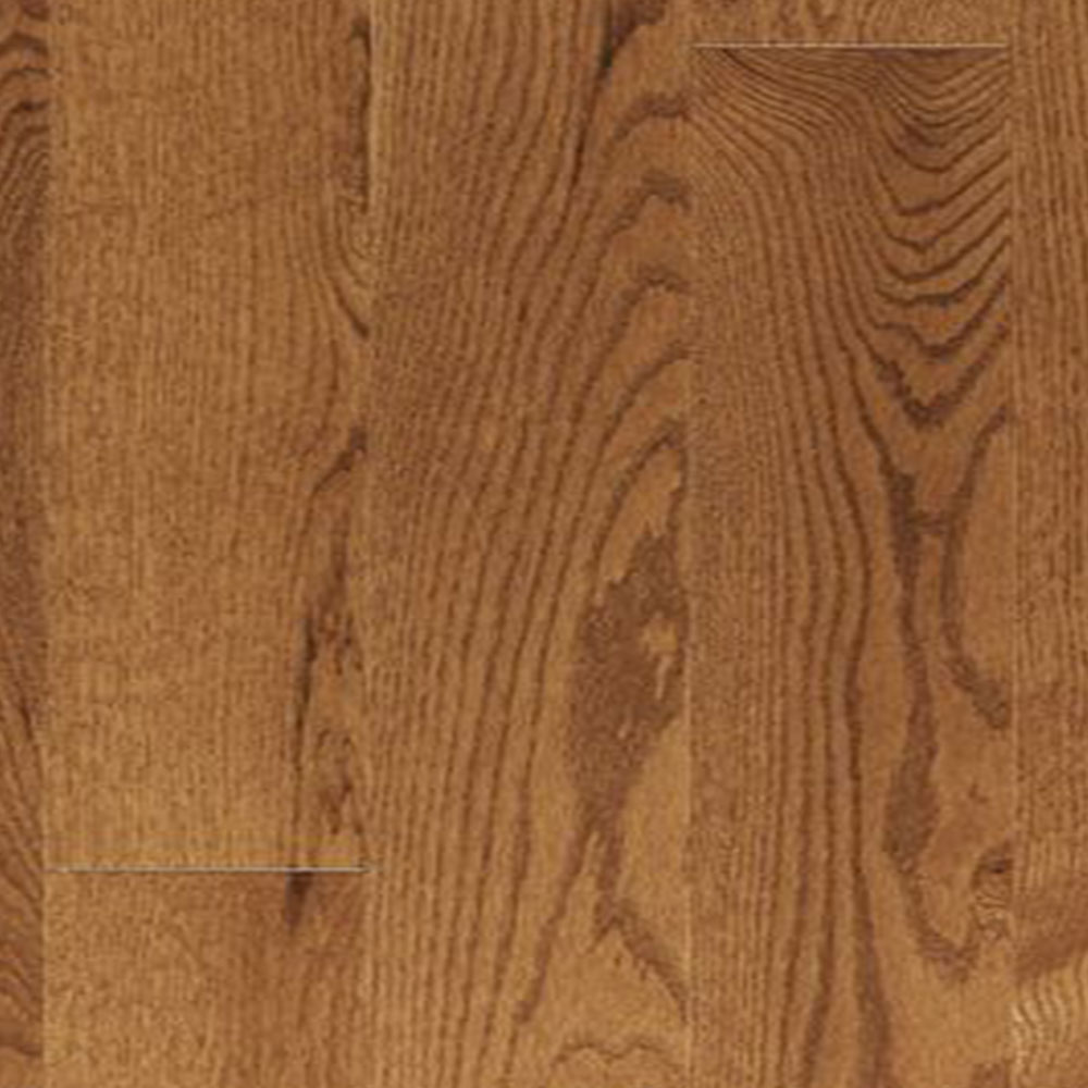 Mercier Design Plus Distinction Engineered 4 1/2 Red Oak 3/4 Amaretto Semi Gloss