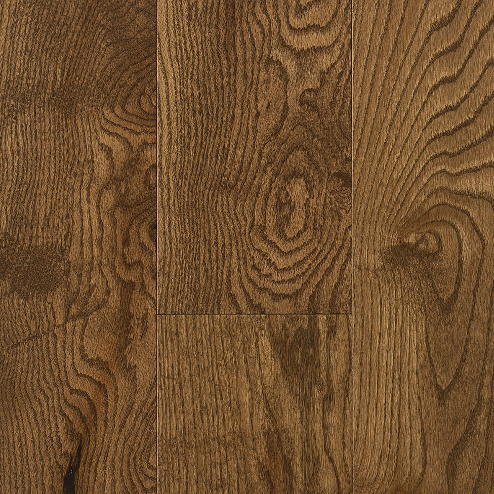 Mercier Design Plus Distinction Solid 3 1/4 Red Oak Arabica Satin