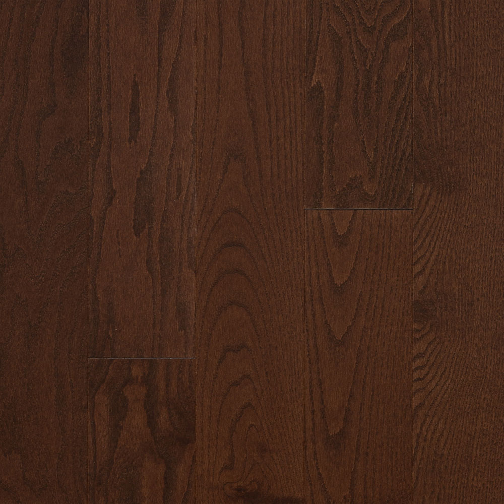 Mercier Design Plus Distinction Solid 3 1/4 Red Oak Autumn Leaf Matte