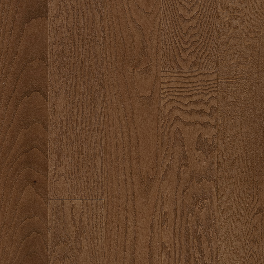 Mercier Design Plus Distinction Solid 3 1/4 Red Oak Java Matte