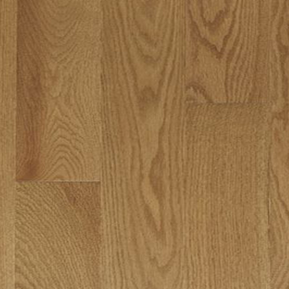 Mercier Design Plus Distinction Solid 3 1/4 Red Oak Kalahari Satin