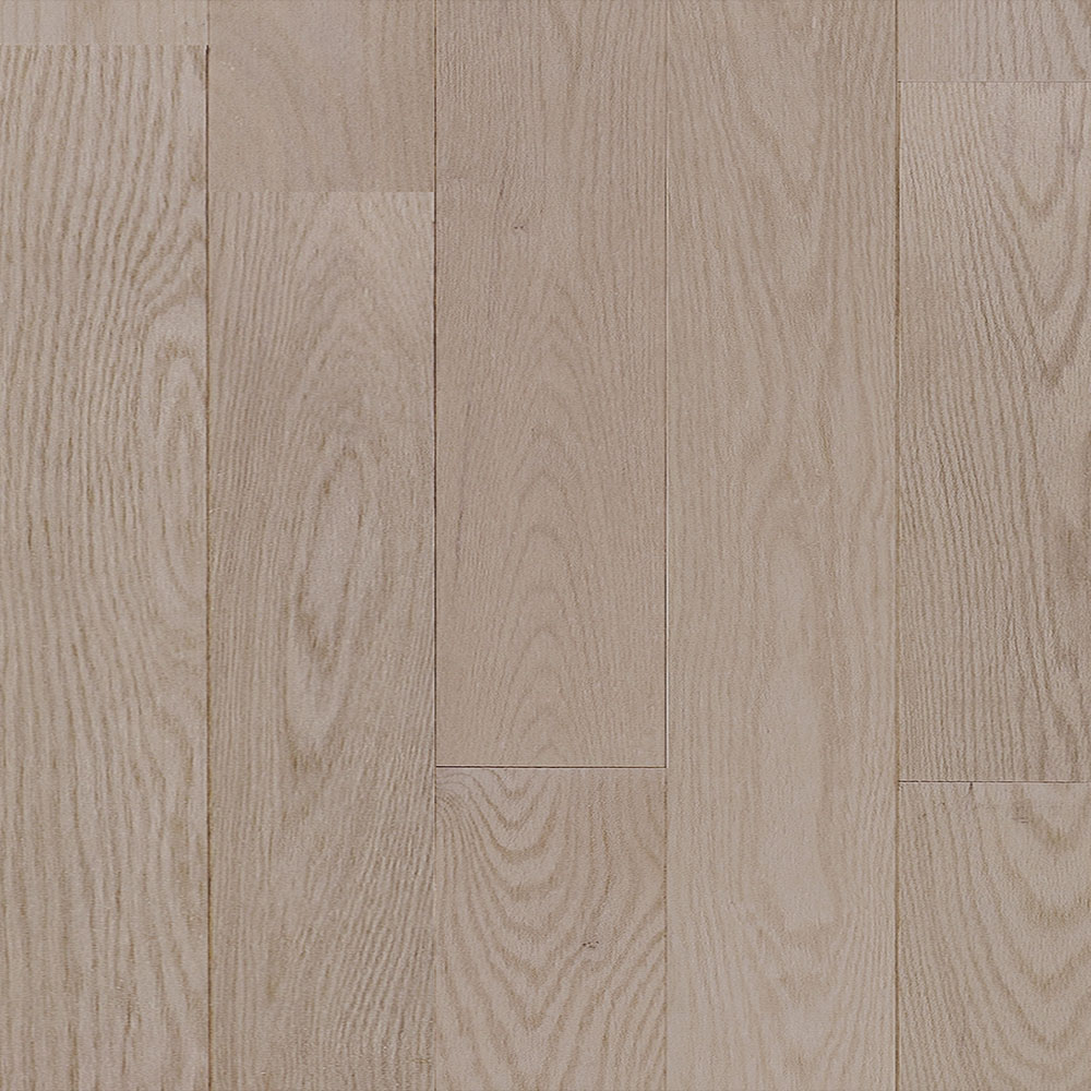 Mercier Design Plus Distinction Solid 3 1/4 Red Oak Mist Satin