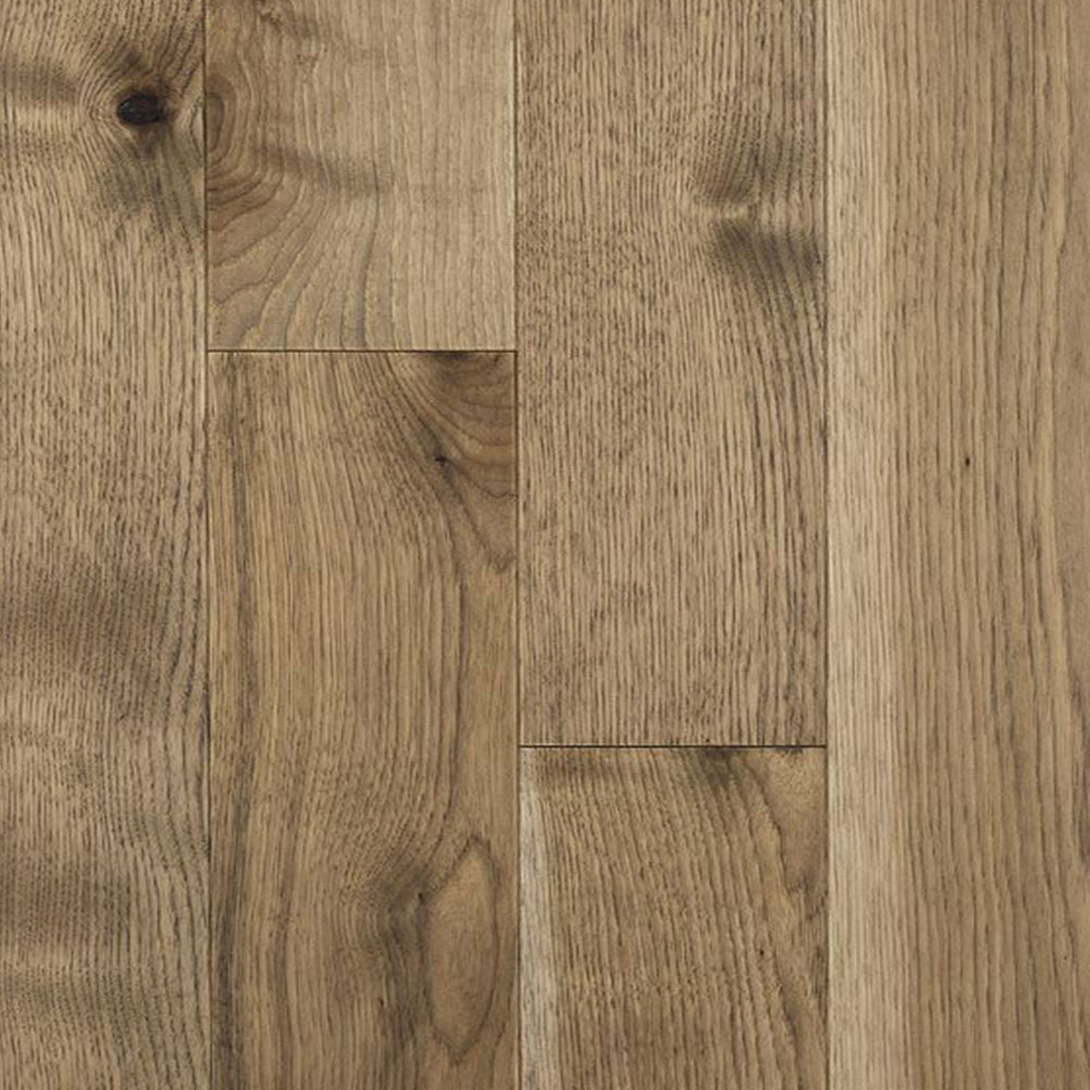 Mercier Elegancia Element Engineered Authentic 4 1/2 Hickory Satin