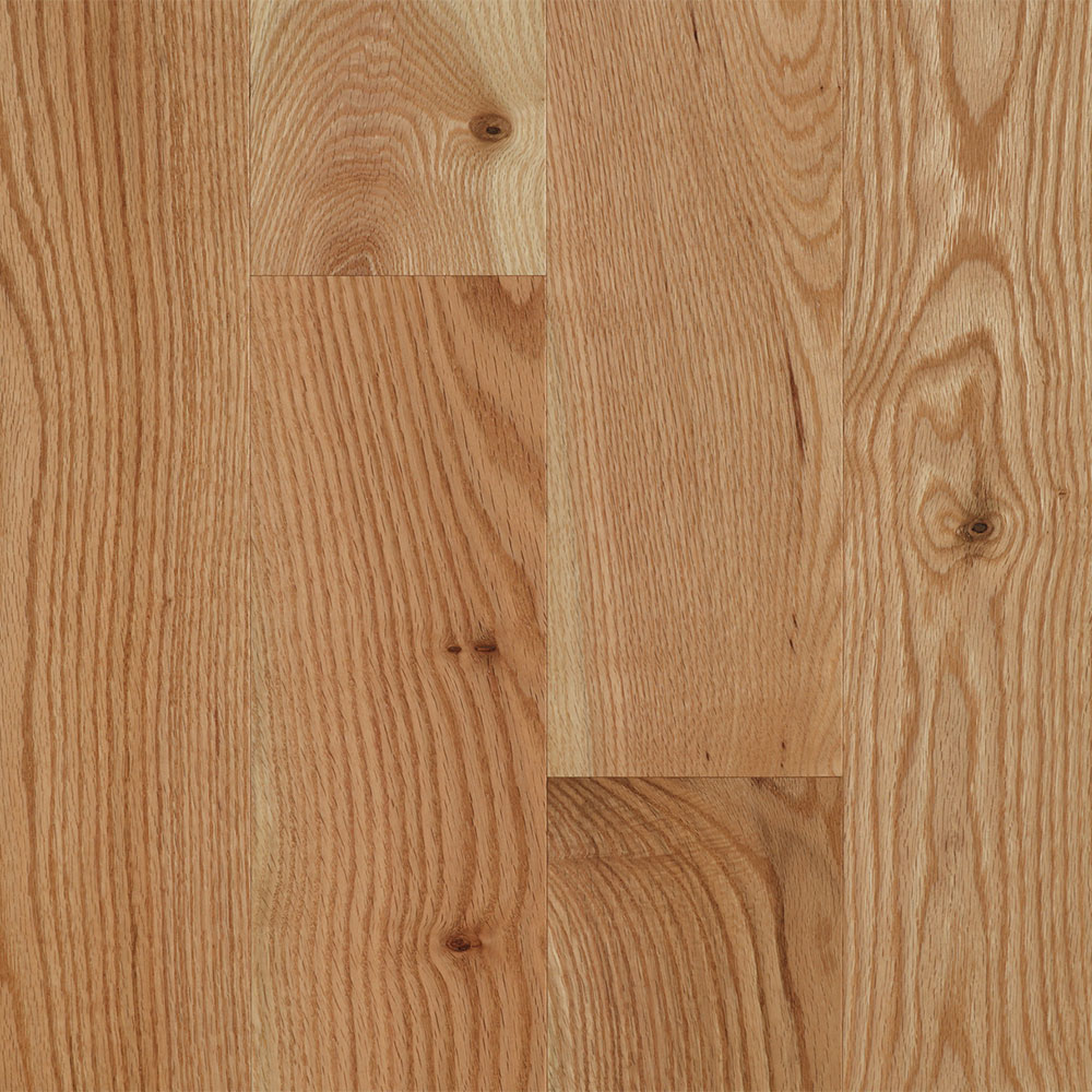 Mercier Origins Distinction Engineered 3 1/4 Red Oak Matte Brushed