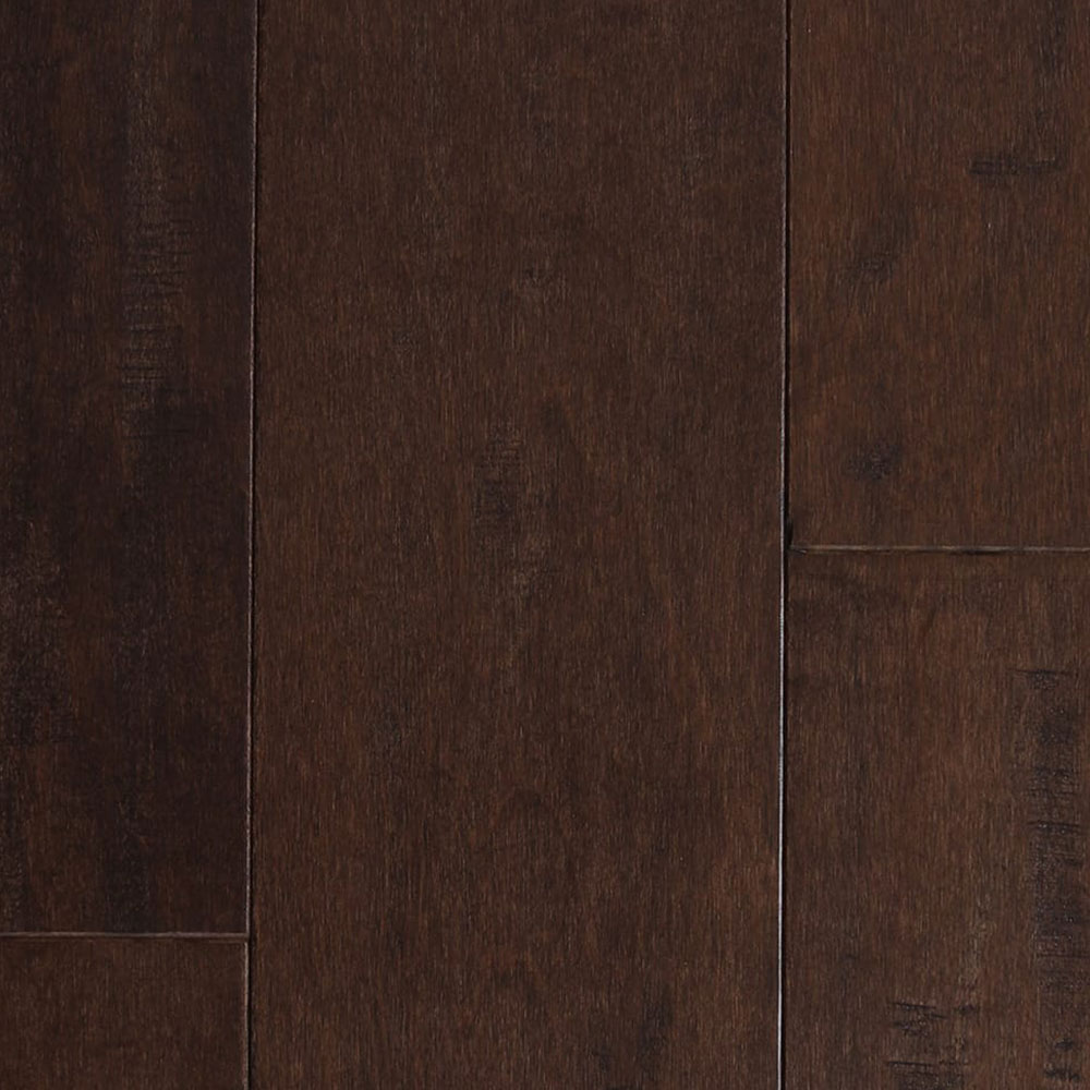 28 Wonderful Maple Hardwood Flooring Pictures: Mullican LincolnShire 5 Inch Maple Cappuccino