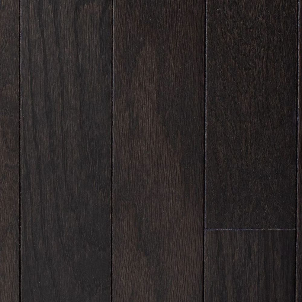 Mullican Ridgecrest 5 Inch Red Oak Ebony