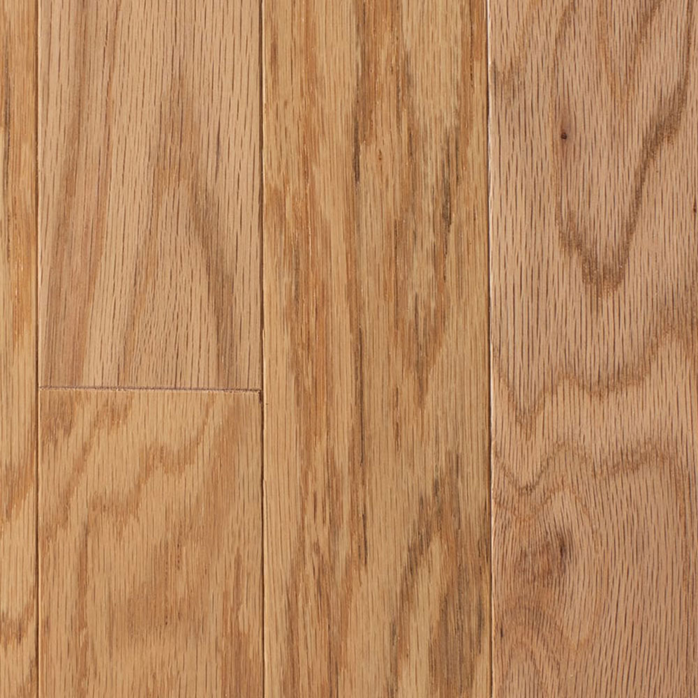 Mullican Ridgecrest 5 Inch Red Oak Natural
