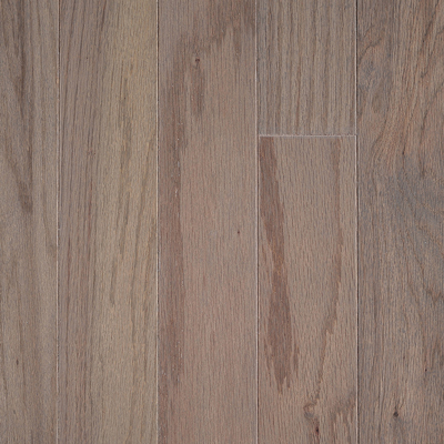 Mullican Ridgecrest 5 Inch Red Oak Pebble Grey
