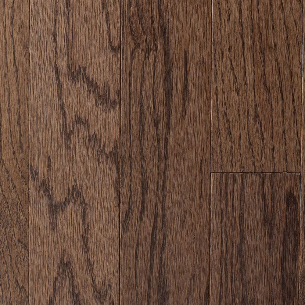 Mullican Ridgecrest 5 Inch Red Oak Tucan Brown