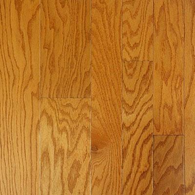 Nuvelle American Engineered 3 Inch Red Oak Golden Oat