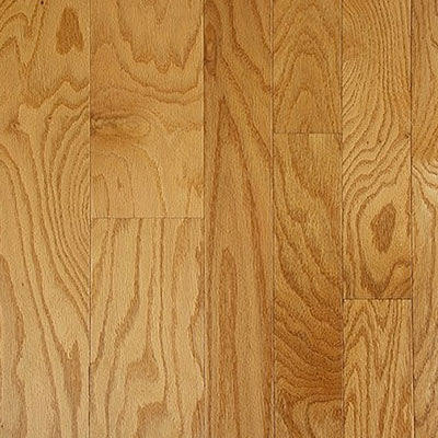 Nuvelle American Engineered 3 Inch Red Oak Natural