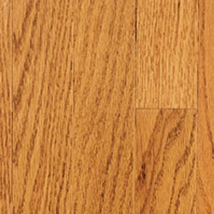 Somerset Color Collections Strip 3 1/4 Solid Golden Oak