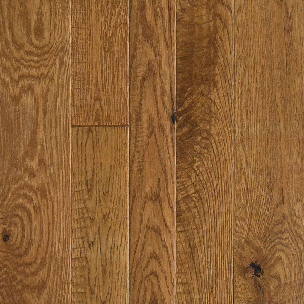 Somerset Handcrafted Engineered Random Width - White Oak Buttercup