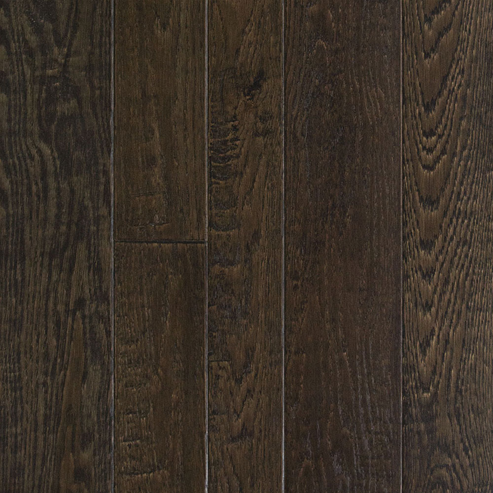 Somerset Handcrafted Engineered Random Width - White Oak Royal Brown